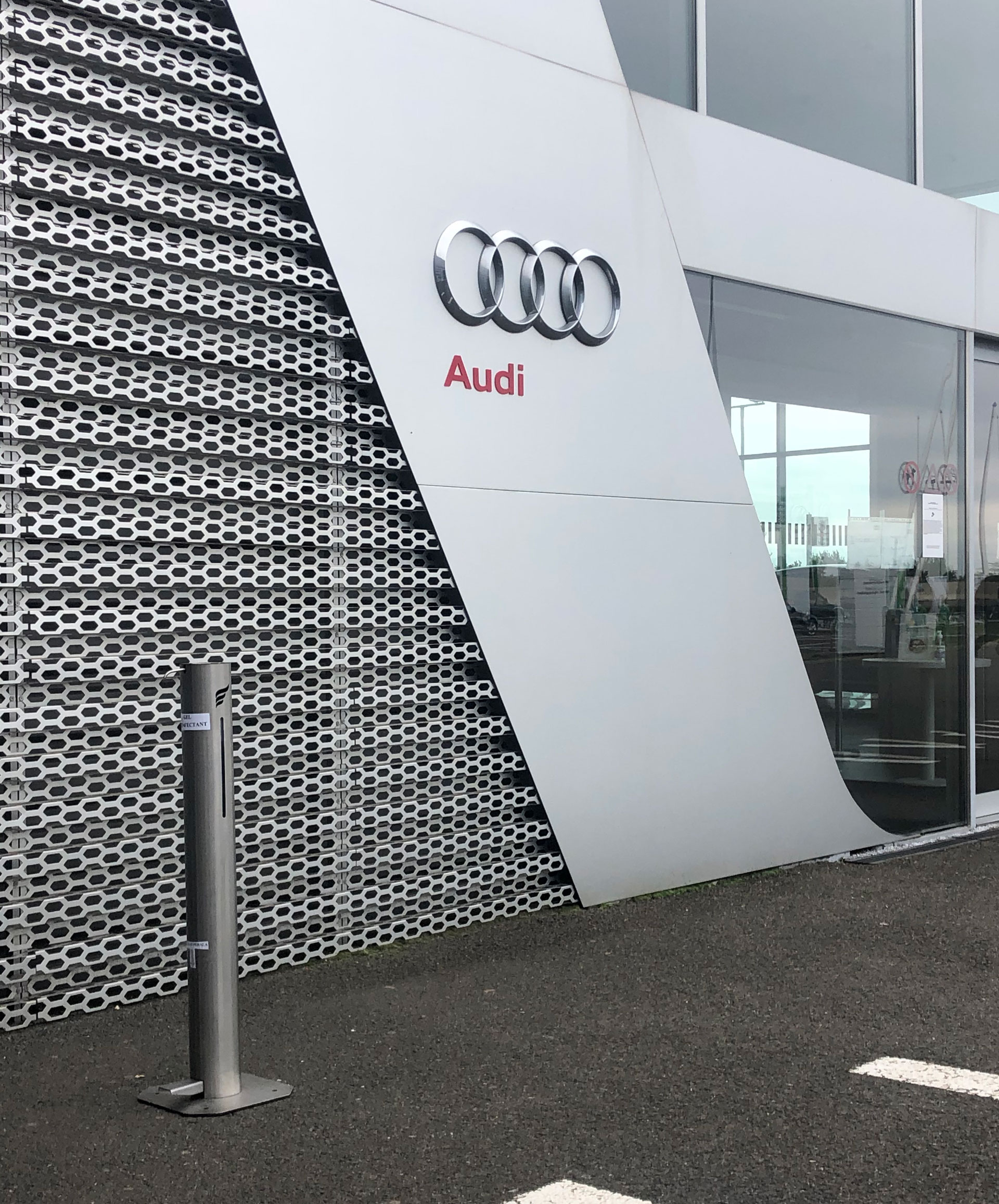 Audi loves Astreea®