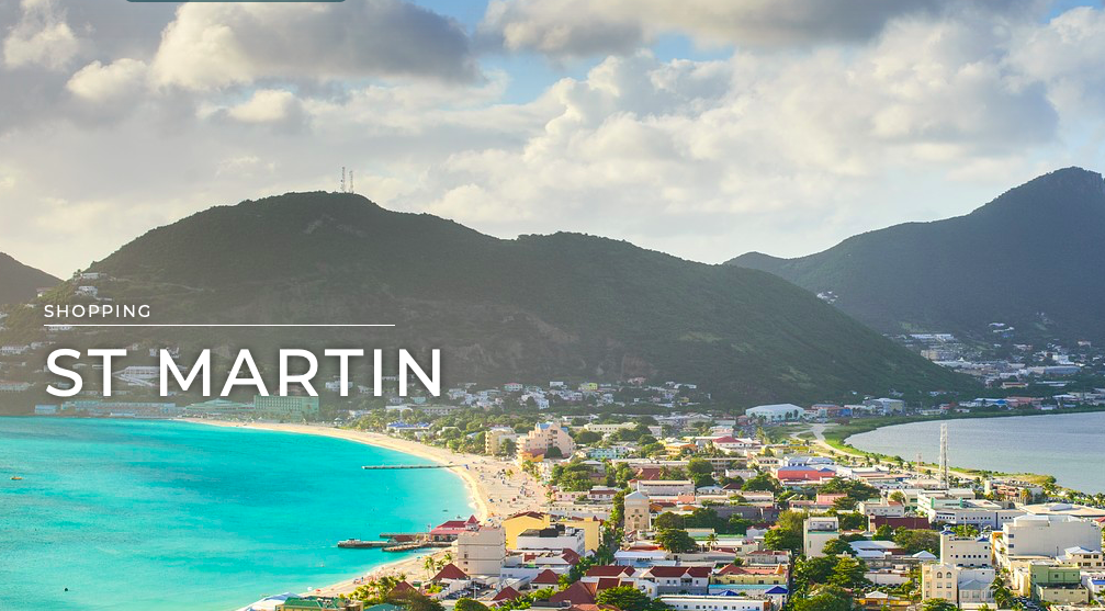 Islanders of Saint Martin's claim they live in heaven. Astreea is now there to keep them in good health.