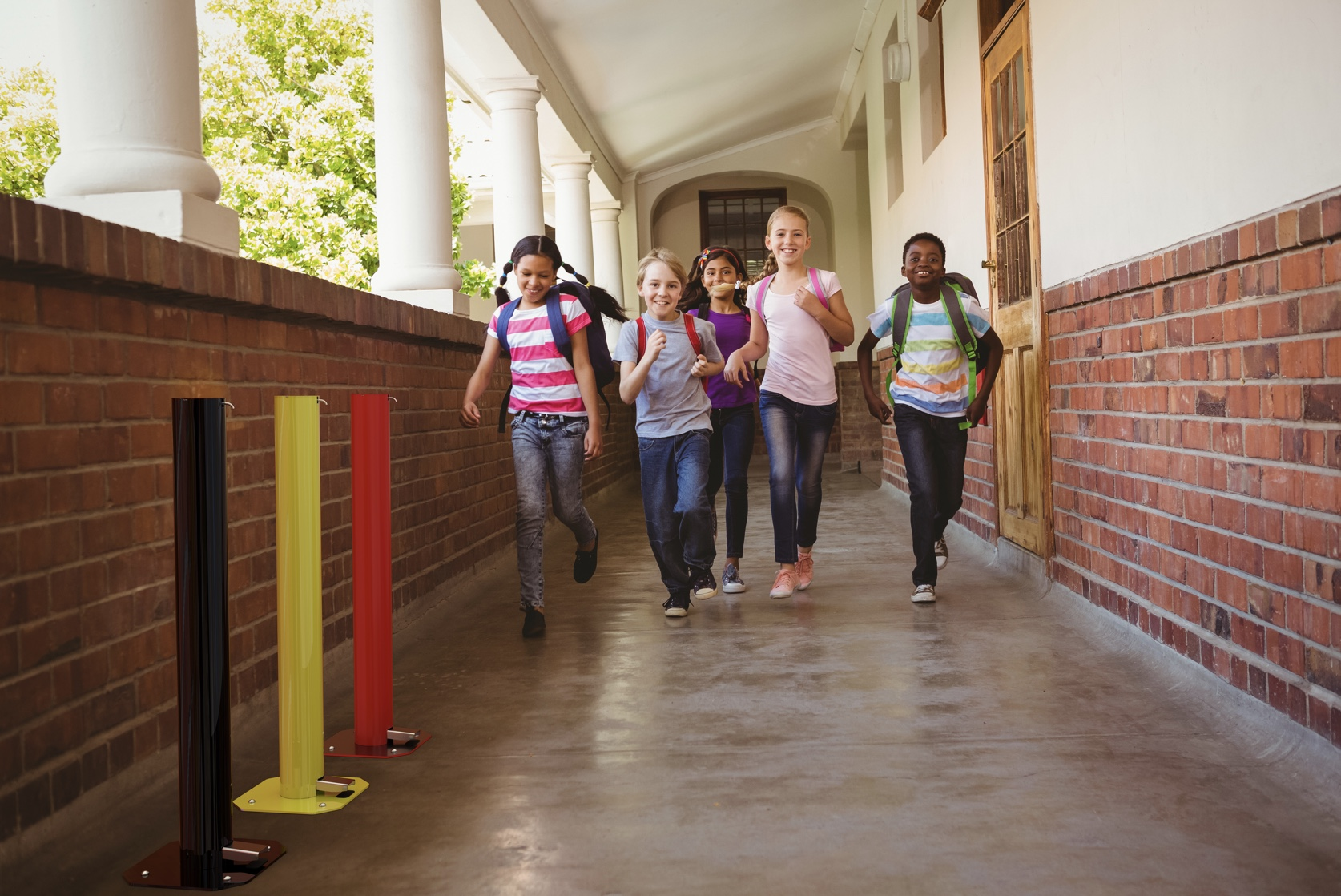 Before we go back to school, let's go back to basics: keep children safe with Astreea®!