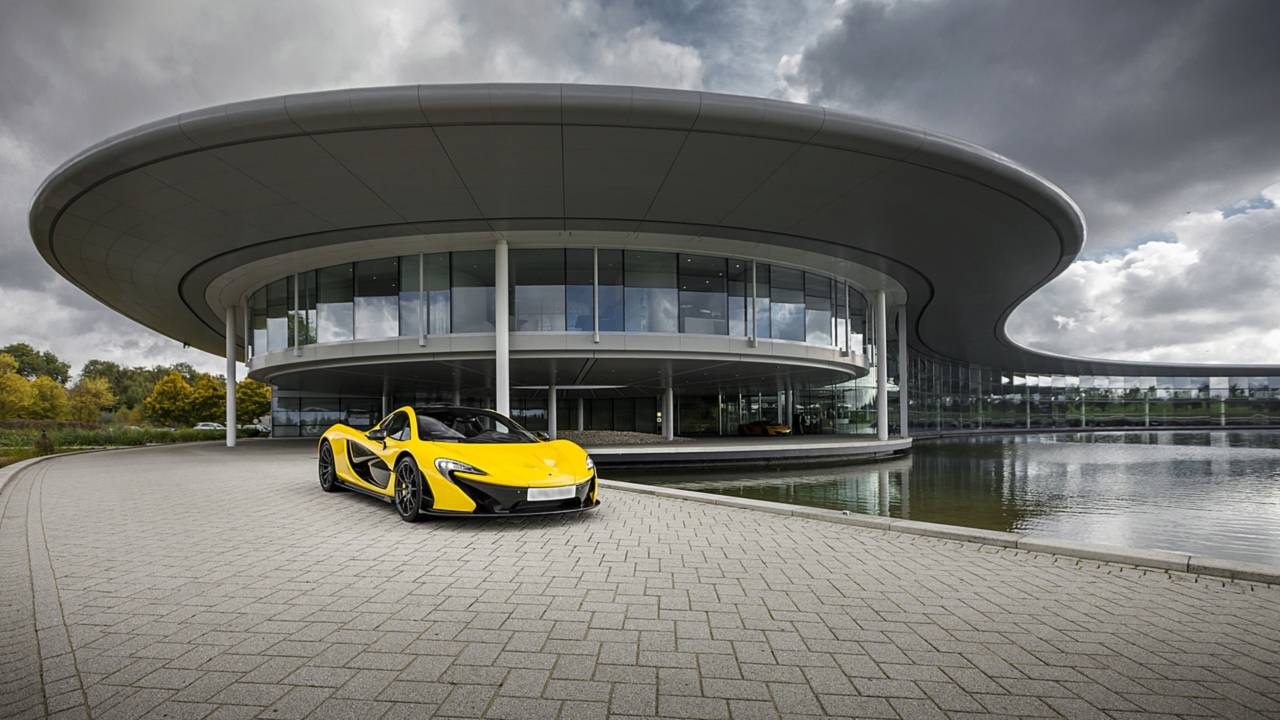 McLaren speeds its way to the top with Astreea