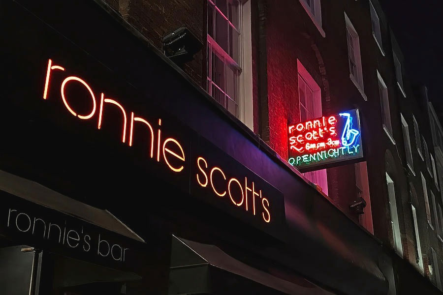 We're showing jazz hands, as Astreea is now protecting prestigious venue Ronnie Scott's Jazz Club in London