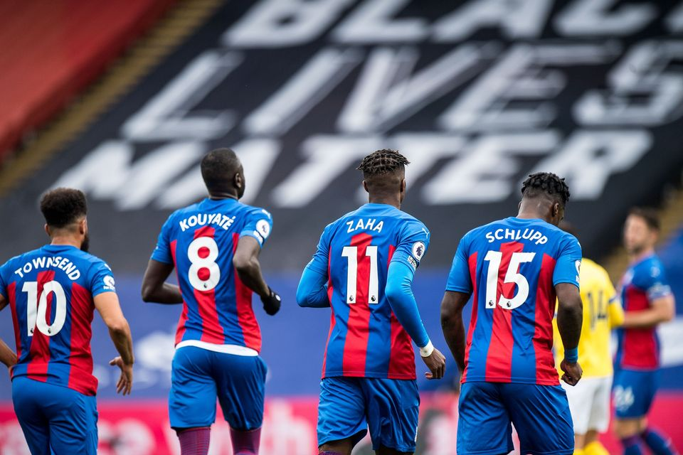 Crystal Palace Football Club makes it crystal clear – Astreea is safeguarding this Premier league team!